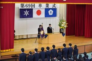 28卒業式2