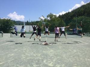女子硬式テニス1