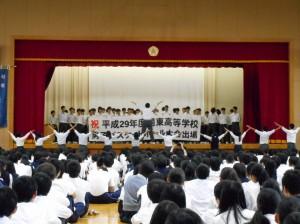 男子バスケット関東大会壮行会3