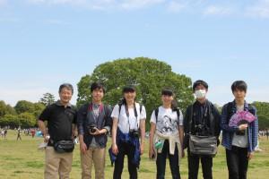 昭和記念公園撮影会